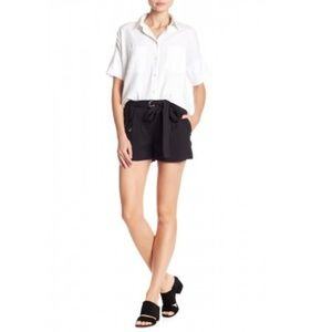 Laundry By Shelli Segal Shorts With Metal Details